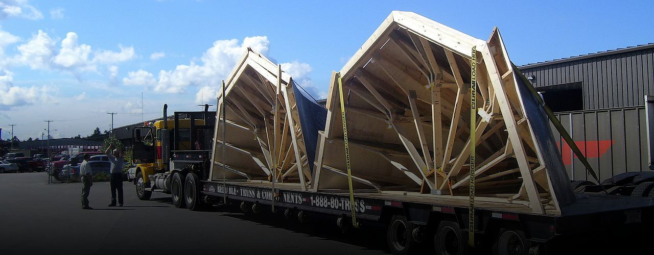 Reliable Truss Custom Components Prefabrication ready for delivery